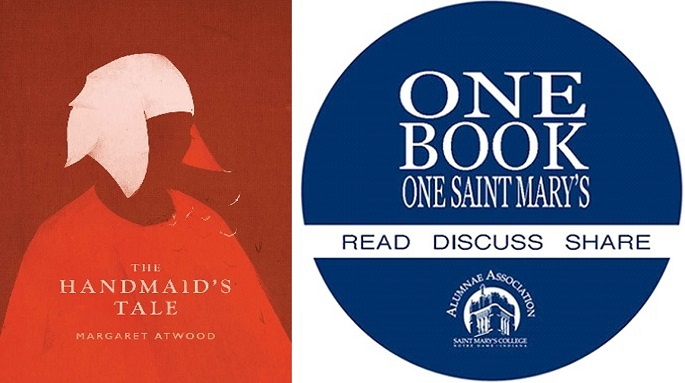 One Book, One Saint Mary's