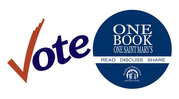 One Book One Saint Mary's VOTE